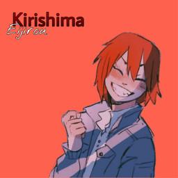 kirishima kirishimaeijirou freetoedit