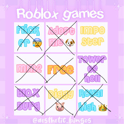 roblox bingo freetoedit