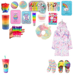 spa day spaday rainbow freetoedit
