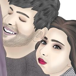 picsart drawing digitaldrawing heypicsart makeawesome love couples life emotions feelings