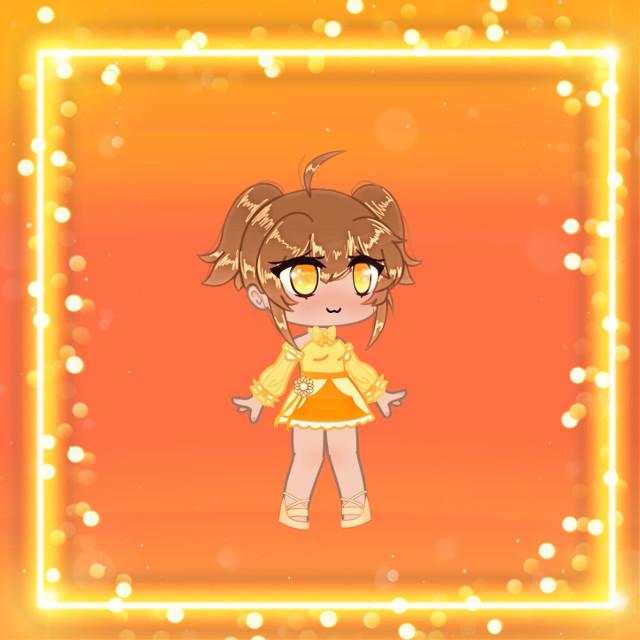 #orangegacha