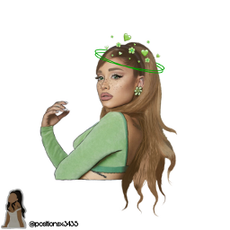 freetoedit arianagrandeoutline