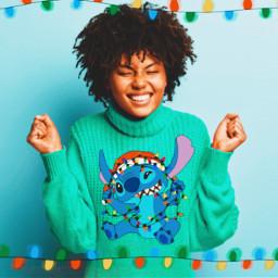 merrychristmas freetoedit ircdesignyourdreamholidaysweater designyourdreamholidaysweater