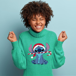 stich voteforme followforfollow freetoedit ircdesignyourdreamholidaysweater designyourdreamholidaysweater