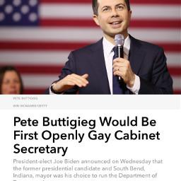 petebuttigieg openlygay