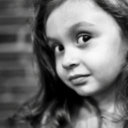 child littlegirl lovelygirl lovely cute bw bnw blackandwhite bwphotography portrait portraitphotography kidphotography childphotography bnwphotography photography photographer freetoedit