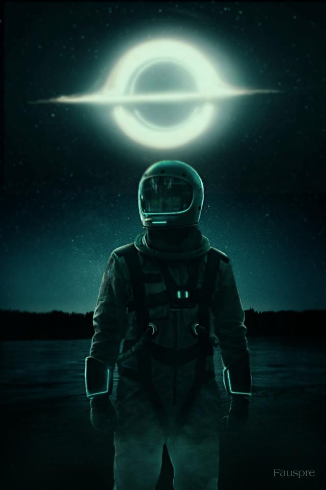 Other world #madewithpicsart  #picsartedit  #fauspre  #myedit  #astronaut