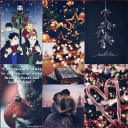 christmas willherondale aesthetic freetoedit tsc shadowhunters