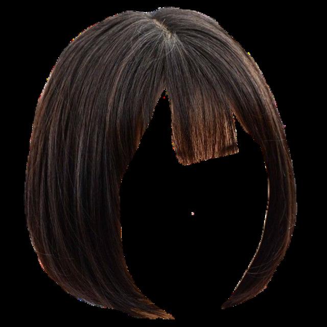 #hair #wig #bob #asian #bangs #shorthair #short #wigs #cosplay #makeup #dressup