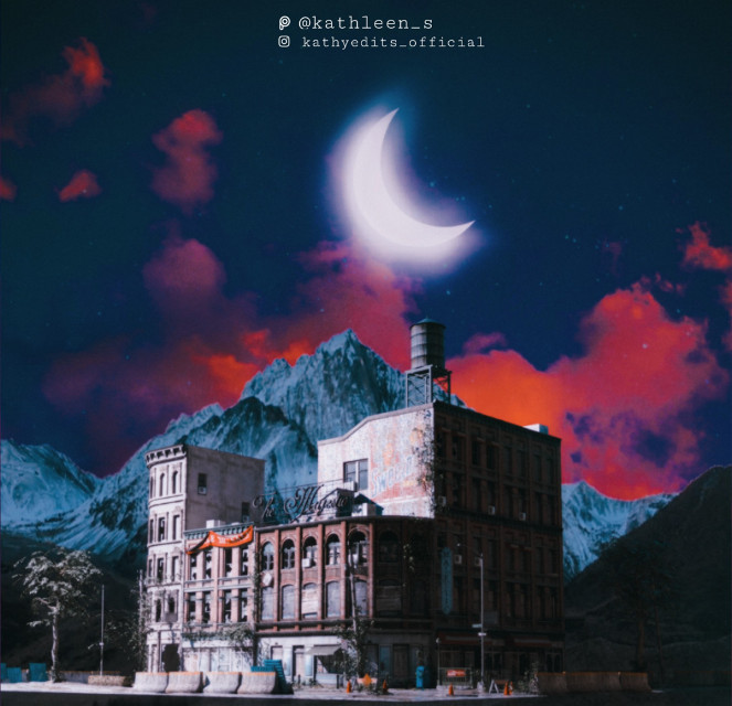 #freetoedit  #city  #imagination  #sky #myedit  #manipulationedit  #heypicsart  #manipulation  #magic  #night  #moon #colorful  #nature #skymagic