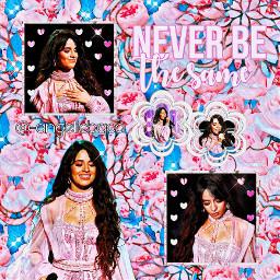 shape shapeedit edit dontsteal camilacabello camilacabelloedit pink blue