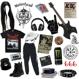 metalhead freetoedit