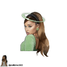 positions arianagrande arianagrandeoutline freetoedit