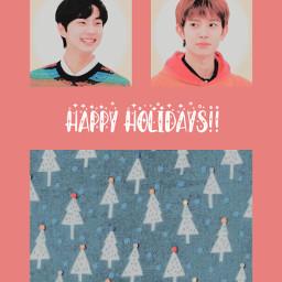 christmas merrychristmas happyholidays enhypen niki jungwon heeseung jake jay sunghoon sunoo iland