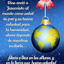 navidad navideño navideña dios jesús jesus jesucristo cristo jehová fe bendiciones bendecir oración orar paz ánimo esperanza versiculos amén gloriaaadios biblia confianza confiar