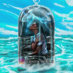 storm wave triste paraiso cry freetoedit