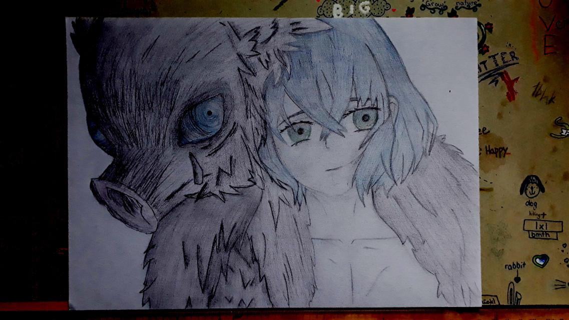 I finnished my little Inosuke <3   Merry Christmas everyone 🎄 #inosuke #inosukehashibira #demonslayer #anime 🌻*Taglist*🌻  {💖}@girlygirl27  {💎}@ninja_shoyo  {💫}@pizzalover5803  {🐾}@_itz_tokyo-chan_  {💚}@-iloveanime  {🌺}@_mery_grey_  {❄}@icyhawt  {🍣}@hai1kyu  {🌊}@-bakugou_katsuki-  {🍙}@a_fellow-anime_lover  {⚡}@marlin1305  {🎵}@xvictory08x  {🌼}@lovelyshumai  {✨}@animeweeb191  Comment if you want to be on my taglist, changed your name or want to be removed
