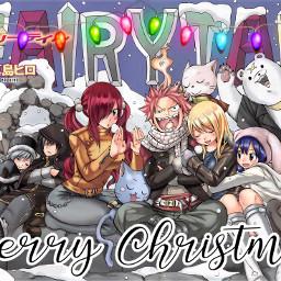 christmas fairytail freetoedit