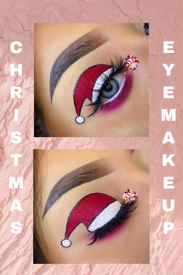 🎄makeup tutorials on snapchat SCREENS🎄 #snapchat #screenshot #red #christmas #christmasspirit #christmasmakeup #christmashat #eye #eyeart #eyeedit #eyemakeup #eyebrow #eyelashes #eyeshadow #makeup #makeuptutorials #makeupartist #makeuplover #makeuptransformation #makeupaddict #makeupart