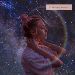 galaxy stars sketcheffect sketch starrysky starry starrynight purpleaesthetic cosmos space freetoedit