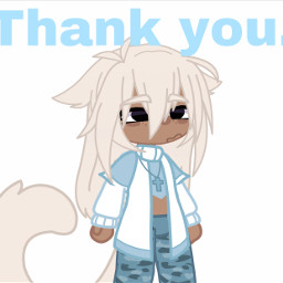 gachaclub clubgacha thankyou dino aesthetic blue gacha gachalife life gachaverse verse anime weeb app tags hashtags type desc mentions people real cute quote shawtymuhaaa oc
