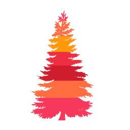 freetoedit stripes christmastree tree