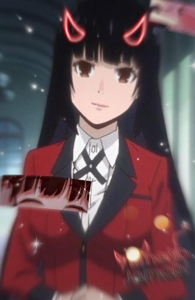 [OLD] Yumeko! #kakegurui #yumeko #anime #freetoedit