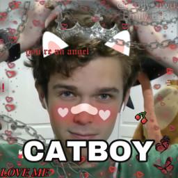 eret catboy dreamteam freetoedit
