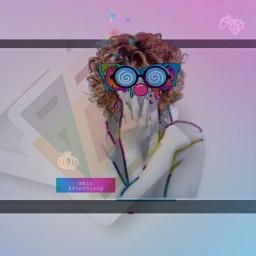 original myedit originalpicture beautifulpicsart beautifulmask colorpop creative colorful editedeffect clowngirl