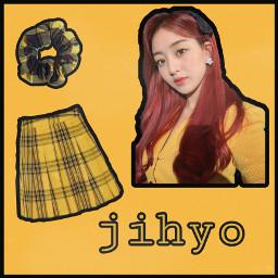 jihyo freetoedit twice jihyotwice icantstopme