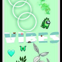 green asthetic wallpaper screenshotandcrop freetoedit