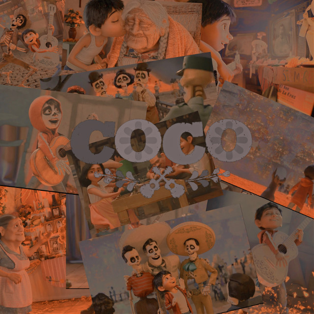 This isnt my best one but i wanted to show off my edits on Coco #coco #disney #unpocoloco