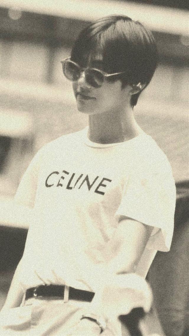 #V #taehyung #aesthetic #btsv #retro #cutekoreanboy