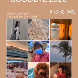 2020 2020总结 我的2020 回忆 bestmemories goodbye hello2021 2021 freetoedit
