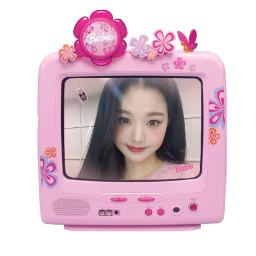 jangwonyoung wonyoung izone produce48 barbie kidcore richpink badbitch bratz vintage pinktoy kidstoy flipphone pink aesthetic kpop kpopedit izonedit freetoedit