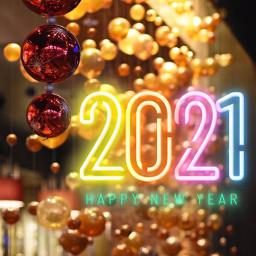 2021 2021newyear freetoedit srchappynewyear2021 happynewyear2021