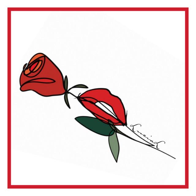 #rose #redrose #mouth