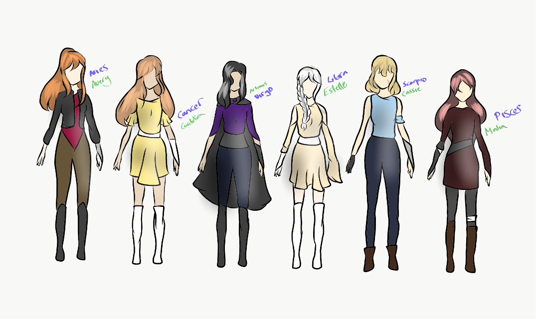 *used a reference/base*  Uhhhh, how i imagine half of the zodiac signs  Aries - Avery (Batgirl) Cancer - Cordelia Virgo - Artemis Libra - Estrelle (a bit based on Padme) Scorpio - Cassie (loosly based on Wonder Girl) Pisces - Malia   Wish i could expand but dad coming gtg baiii  [tag list]  [ ✯ ] @olicobusines  [ ✯ ] @allison_reylo   [ ✯ ] @-_creepypasta13_-  [ ✯ ] @i_am_potato-uwu  [ ✯ ] @baby_rainy  [ ✯ ] @lili_gachalife  [ ✯ ] @coolest_ofdacool  [ ✯ ] @emmajellis   [ ✯ ] @sapphire_artz  [ ✯ ] @-x_broken_rose_x-  [ ✯ ] @ningguang_ [ ✯ ] @rainsoar  [ ✯ ] @xxshadow_flamezxx  [ ✯ ] @miracles_are  [ ✯ ] @iloveyou30x0  [ ✯ ] @just_strawberry  [ ✯ ] @megan_3007  [ ✯ ] @what_ever_this_is  [ ✯ ] @baby_rainy  [ ✯ ] @olivia_celloplayer  [ ✯ ] @eijigoat  [ ✯ ] @nioria_nightfall [ ✯ ] @bangtan_life2020  [ ✯ ] @-stxrdust- [ ✯ ] @savannawolf2011 [ ✯ ] @amber_wishes [ ✯ ] @sams_pie [ ✯ ] @_lichubear_ [ ✯ ] @pink-leaf [ ✯ ] @hxppy-shxdows [ ✯ ] @__bxss_bxtch__ [ ✯ ] @floralbutterfly [ ✯ ] @_xxbxtch_ [ ✯ ] @lichubear0704 [ ✯ ] @x_oof-natalia_x [ ✯ ] @_-sxft_cloud-_ [ ✯ ] @__mccnlight [ ✯ ] @strawbxrry_clouds [ ✯ ] @lilchick_2018 [ ✯ ] @i_like_ya_cut_g_ [ ✯ ] @sunny_rxse [ ✯ ] @mxxnlynx [ ✯ ] @darkunicon52 [ ✯ ] @-_naughty-lemon_-  ✨ 💛 Newest followers / Shoutouts 💛 ✨  @ameliajerm @hvreicqne- @_smokythefute_racoon @malaikatqueens @yeasty_honeybee @-_purplewilf_- @tatyananassoura @lesbian999 @dorkerii @milkquts__ @gachaaveryexists @darkgacha_lover2 @unitedgachasquad @mocha_weeb @-_naughty-lemon_- @xxreichellequeenielu @electricx-_-roses @moon_fox- @_-that_bitch-_ @kokichiouma7117  ⭐️💓🌟💗✨💘 EXTRA SPECIAL THANK YOU TO ALL THE PEOPLE WHO JOINED MY CONTESTTTTT 💘💗🌟💓⭐️  @dominicfikee @amber_wishes @darkgacha_lover @jana_catqueenxx @im_a_chica_mala @trashy_xvirgo @deathlyhallows_7 @kids4lyfe_yt @https_- @kenniiyedits @floofyness @dropletgirlaesthetic @allychiro @-bcnnique @x-_assassin-black_-x @-soxftymoxchi- @xx_shad0w @mxgesty (I think) @xxcarlos_gachaxxpimp @hi_im_bored_o_o @blxndieheart