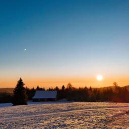 winter snow frozen coldday winterwonderland trees sky sun sunlight evening sunset nature beautifulday beautifulnature myphoto mountains travel freetoedit