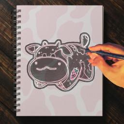 cow freetoedit ircdesignanotebook designanotebook