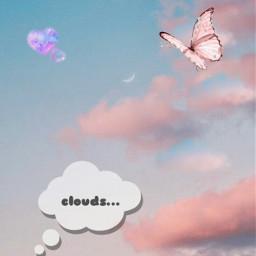 clouds snow_art freetoedit