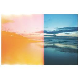 freetoedit sea film35mm seacoast japan nature sky