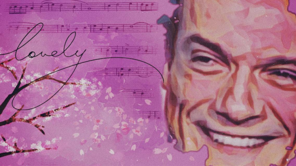 #massimoranieri #vintageaesthetic #retroeffect  #blossomflowers #50sstyle #music #love #fanart #vintageposter