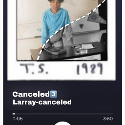larray music spotify larray2thicc cancelled freetoedit