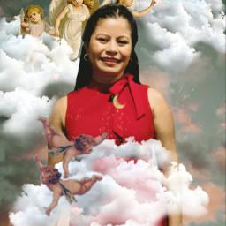 @chiquitacruz followme sigueme @picsart @picsartchina 🇺🇸 🇲🇽 renacimiento 😘 😉 🌈 clouds angels freetoedit ectherenaissance therenaissance