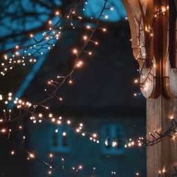 christmaslights winterlights wintertown lights