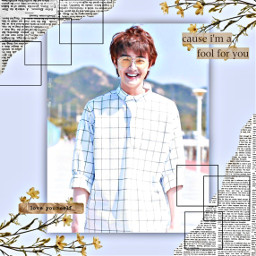 freetoedit darrenchen handsome chinese actor smile dimple loveu kuanhung pretty sunny edit picsart