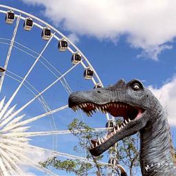 freetoedit dinosaur canada anythingwithwheels pcanythingwithwheels