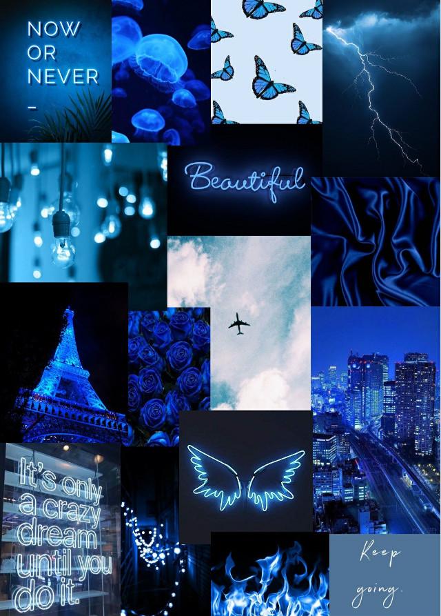 #freetoedit #collage #blue #blueaesthetic #aesthetic #beautiful #photocollage  #fotoedit #bluehair #blues #lightblue #turquoise