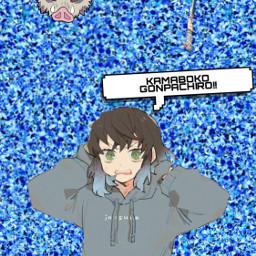 inosuke anime art freetoedit